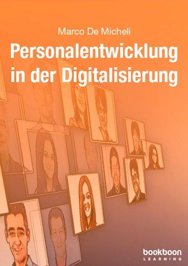 Personalentwicklung in der Digitalisierung
