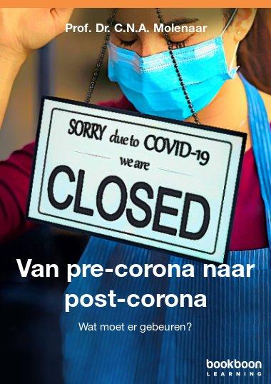 Van pre-corona naar post-corona