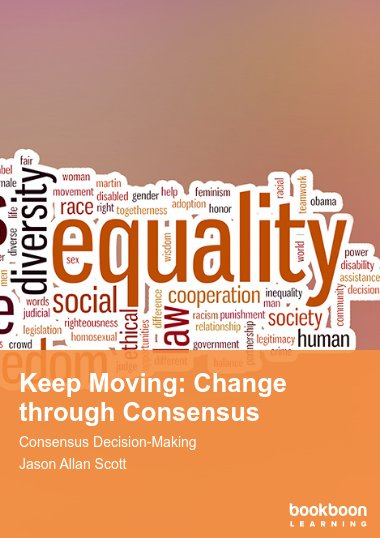 Keep Moving: Change through Consensus