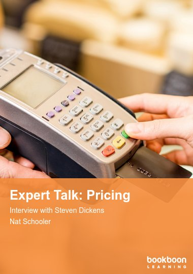Expert Talk: Pricing