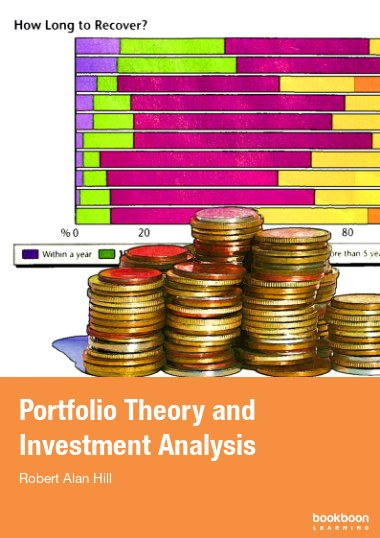 Portfolio Theory and Investment Analysis