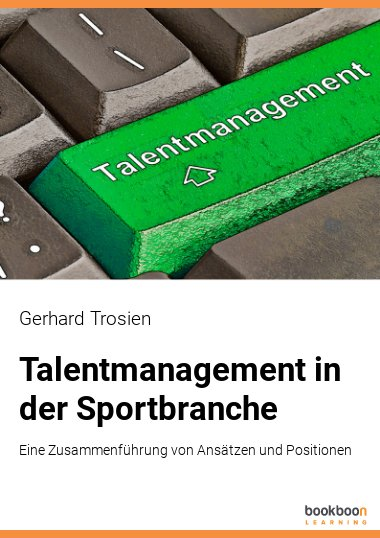 Talentmanagement in der Sportbranche