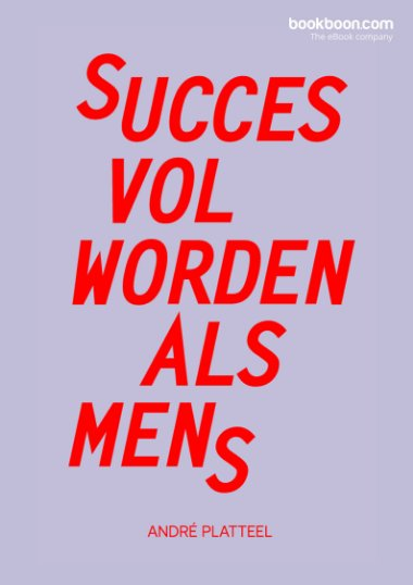 Succesvol worden als mens