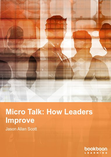 Micro Talk: How Leaders Improve
