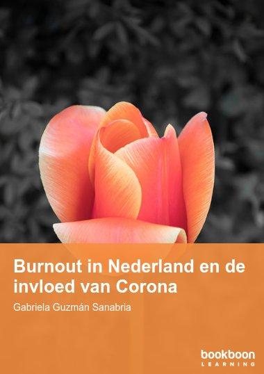 Burnout in Nederland en de invloed van Corona