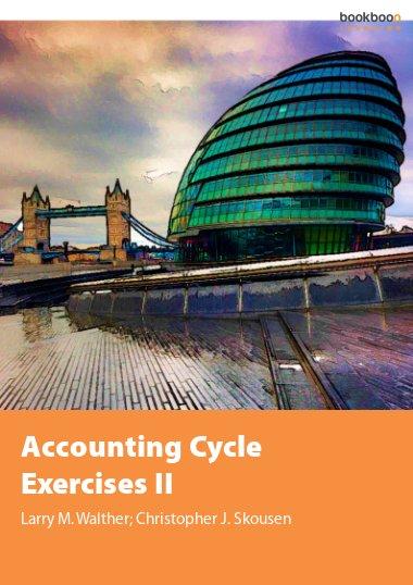 Accounting Cycle Exercises II