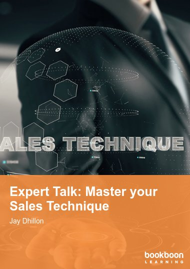 Expert Talk: Master your Sales Technique