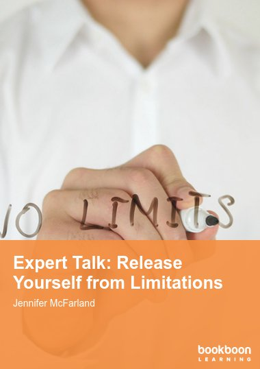 Expert Talk: Release Yourself from Limitations
