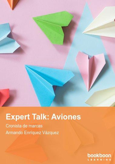 Expert Talk: Aviones