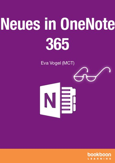 Neues in OneNote 365