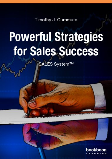 Powerful Strategies for Sales Success