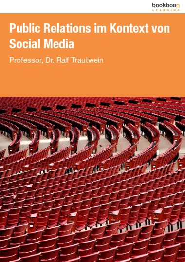 Public Relations im Kontext von Social Media