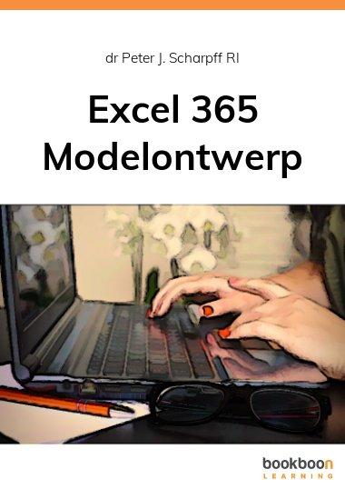 Excel 365 Modelontwerp