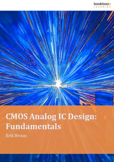CMOS Analog IC Design: Fundamentals