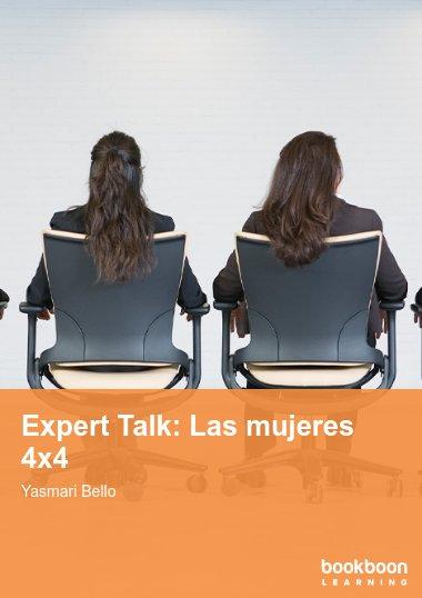 Expert Talk: Las mujeres 4x4
