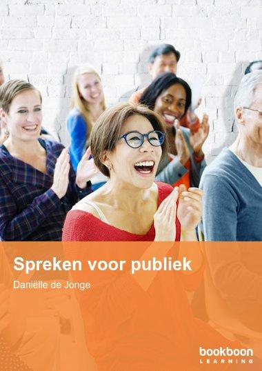 Spreken voor publiek