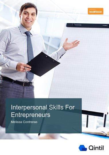 Interpersonal Skills For Entrepreneurs