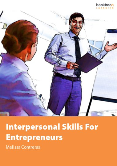 Interpersonal Skills For Entrepreneurs