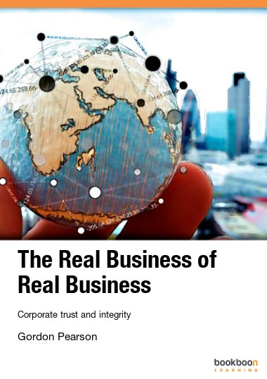 The Real Business of Real Business