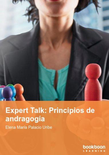 Expert Talk: Principios de andragogía