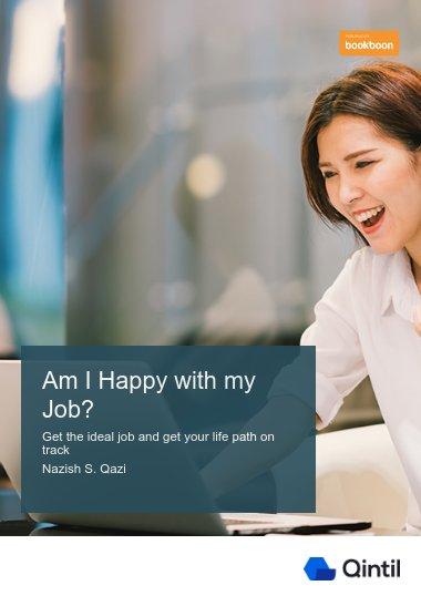 Am I happy with my job?