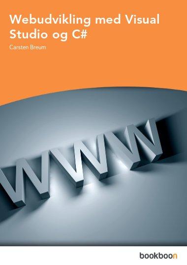 Webudvikling med Visual Studio og C#