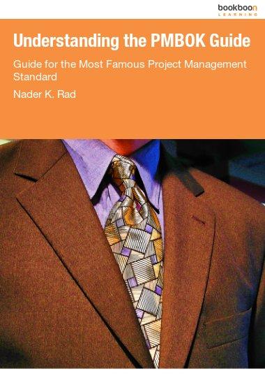 Understanding the PMBOK Guide