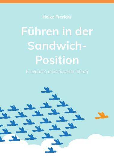 Führen in der Sandwich-Position