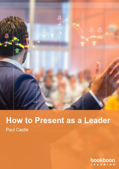 How to Present as a Leader
