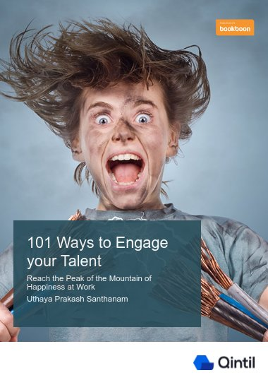 101 Ways to Engage your Talent