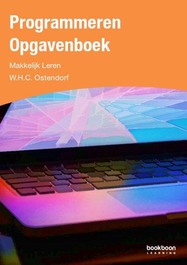 Programmeren Opgavenboek