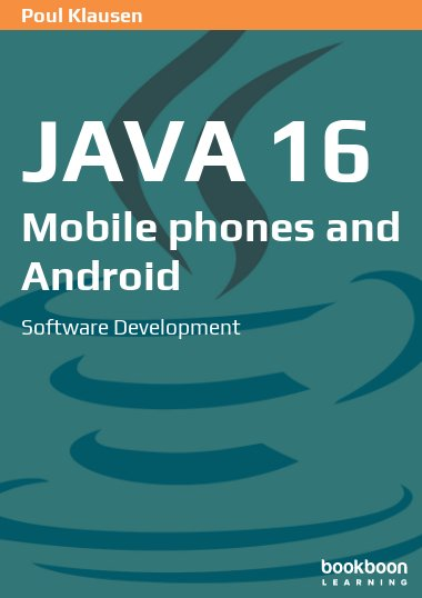 Java 16: Mobile phones and Android