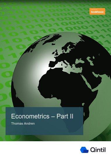 Econometrics – Part II