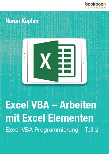 Excel VBA – Arbeiten mit Excel Elementen