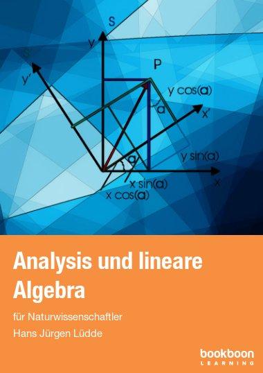 Analysis und lineare Algebra