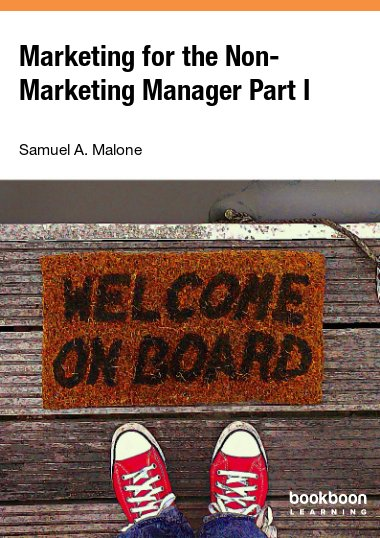 Marketing for the Non-Marketing Manager - Basics