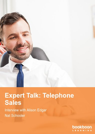 Expert Talk: Telephone Sales
