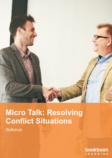 Micro Talk: Resolving Conflict Situations