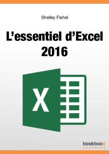 L'essentiel d'Excel 2016