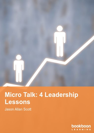 Micro Talk: 4 Leadership Lessons