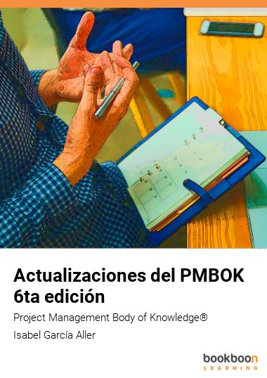 Actualizaciones del PMBOK 6ta edición