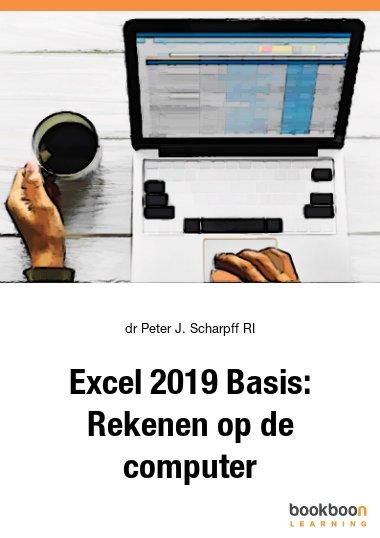 Excel 2019 Basis: Rekenen op de computer