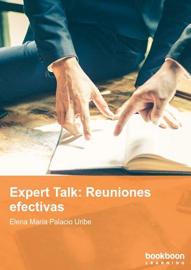 Expert Talk: Reuniones efectivas