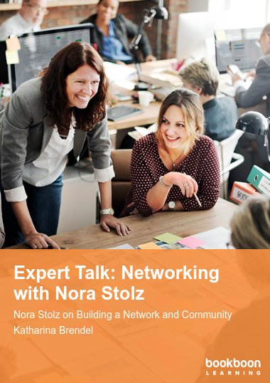 Expert Talk: Networking with Nora Stolz