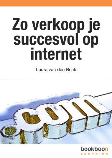 Zo verkoop je succesvol op internet