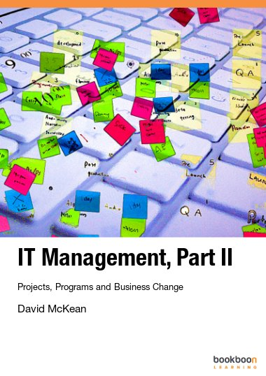 IT Management, Part II