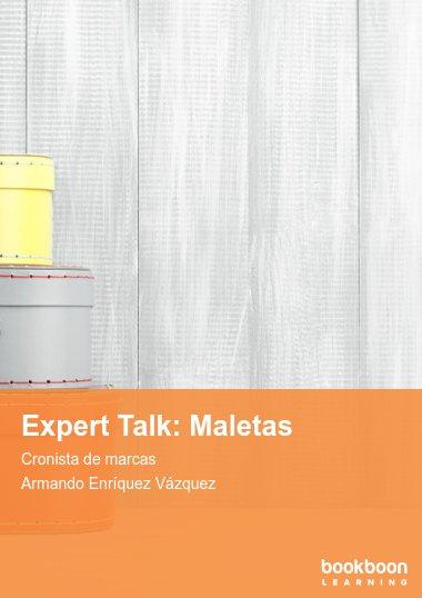 Expert Talk: Maletas