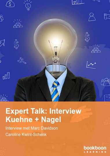 Expert Talk: Interview Kuehne + Nagel