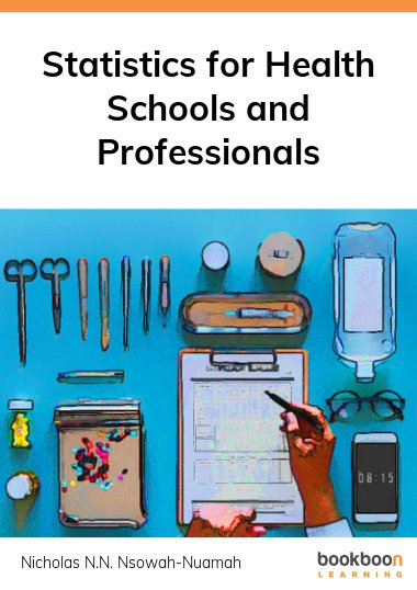 Statistics for Health Schools and Professionals