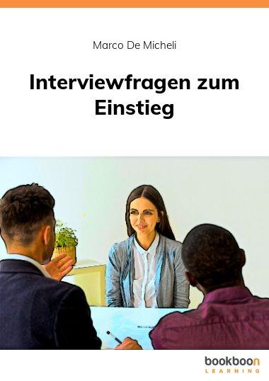 Interviewfragen zum Einstieg